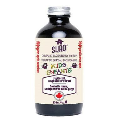 Suro Kids Elderberry Syrup
