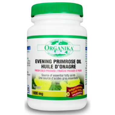 Organika Evening Primrose Oil