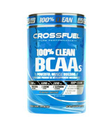 Crossfuel 100% Clean BCAA's Blue Raspberry