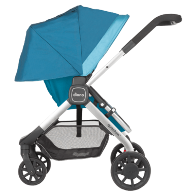 Diono Quantum Multi-Mode Stroller Travel System Teal