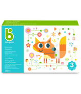 babyganics Skin Love Ultra Absorbent Diapers Size 3