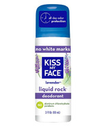 Kiss My Face Liquid Rock Roll-On-Lavender