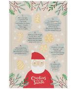 Torchon Now Designs Cookies pour le Père Noël