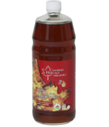 Canadian Heritage Organics Amber Maple Syrup Large