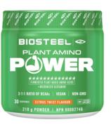 BioSteel Plant Amino Power Citrus
