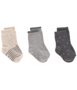 Lassig Baby & Kids Socks Assorted Grey