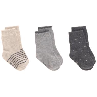Lassig Baby & Kids Socks Grey