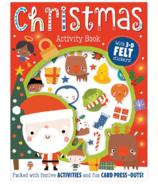 Make Believe Ideas Felt Stickers: Christmas Activity Book