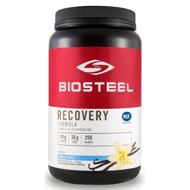 BioSteel Advanced Recovery Formula Vanilla