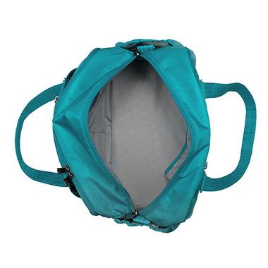 Lug Propeller Overnight / Gym Bag Aqua Teal
