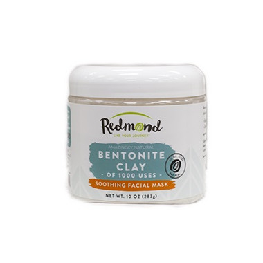 Redmond Bentonite Clay Soothing Facial Mask