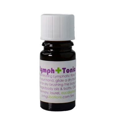 Living Libations Lymph Body Tonic