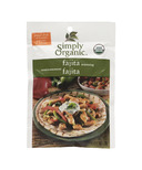 Simply Organic Fajita Seasoning Mix