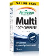Jamieson Men's Adult Multivitamin 50+ Value Pack