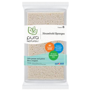 Pura Naturals Household Sponge