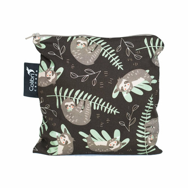 Colibri Large Snack Bag Sloths