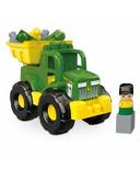 Mega Bloks 2-in-1 John Deere Transforming Tractor