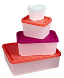 Bentology Lunch Box Container Set Sorbet