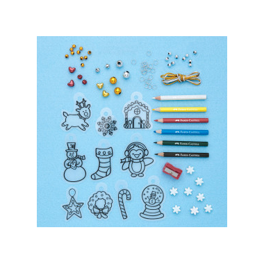 Creativity for Kids Holiday Shrink Fun Jewelry Mini Kit