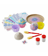 Melissa & Doug Deluxe Craft Set Cupcakes