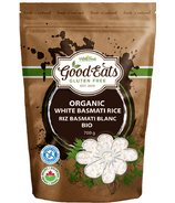 Pilling Foods Good Eats Organic White Basmati Rice