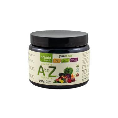 Pranin Organic PureFood A-Z