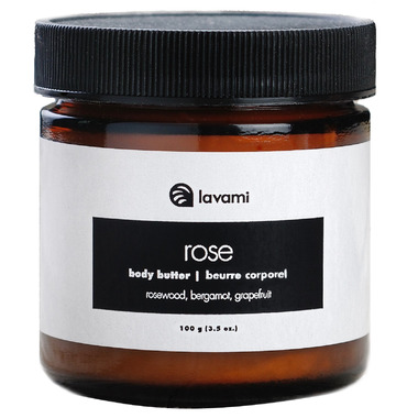 Lavami Rose Body Butter