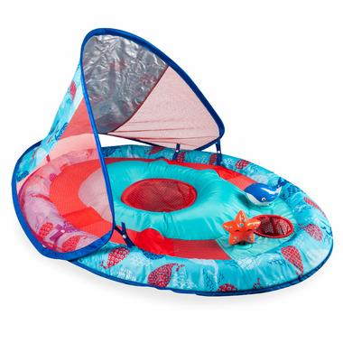 Swimways Baby Spring Float Splash Station