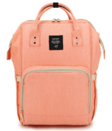 AOFIDER Diaper Bag Peach
