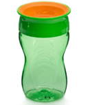 Wow Cup Kids Tritan 360 Spill-Free Cup Green