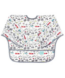 Bumkins Sleeved Bib Urban Bird