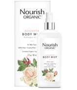 Nourish Organic Rosewater Body Mist
