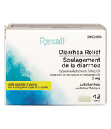 Rexall Rapid Diarrhea Relief