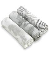 aden + anais Foragers Silky Soft Swaddles