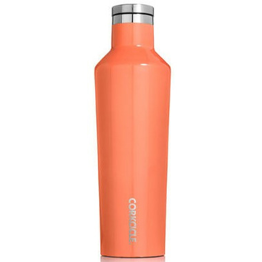 Corkcicle Canteen Gloss Peach Echo