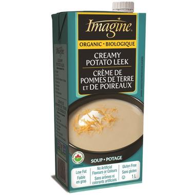 Imagine Foods Organic Creamy Potato Leek Soup