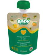 Baby Gourmet Mango Avocado and Oats Organic Baby Food
