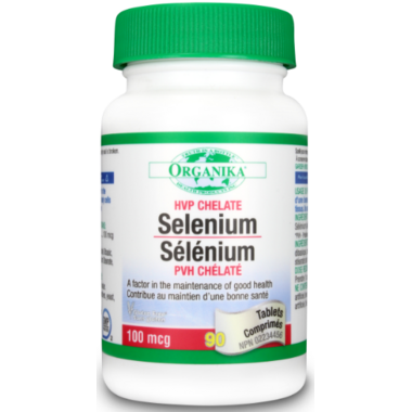 Organika Selenium (Chelated)