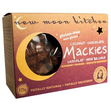 New Moon Kitchen Mackies Cookies