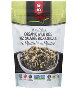 Floating Leaf Organic Wild Rice in Minutes