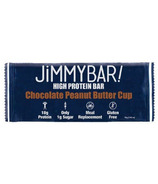 Jimmybar Protein Crunch Bar Chocolate Peanut Butter Cup