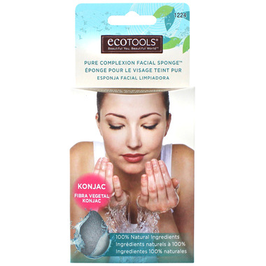 EcoTools Pure Complexion Facial Sponge Deep Cleansing