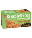 Pamela's Gluten-Free Simplebites Ginger Snapz Mini Cookies