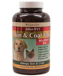 Naturvet Aller-911 Skin and Coat Tablets