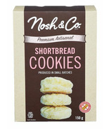 Nosh & Co. Premium Artisanal Butter Shortbread Cookies