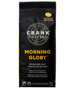 Crank Coffee Whole Bean Morning Glory Medium Dark Roast