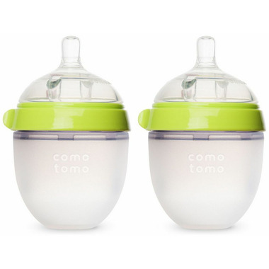 Como Tomo Silicone Baby Bottle Pack