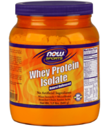 NOW Sports Whey Protein Isolate Protein Powder Unflavoured