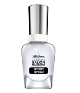 Sally Hansen Complete Salon Manicure Beautifiers Fast Dry Top Coat
