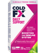 Support quotidien COLD-FX
